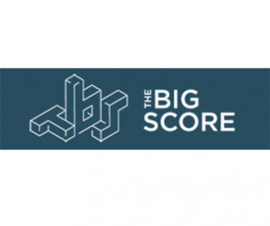 Logo The Big Score where Kepler presented