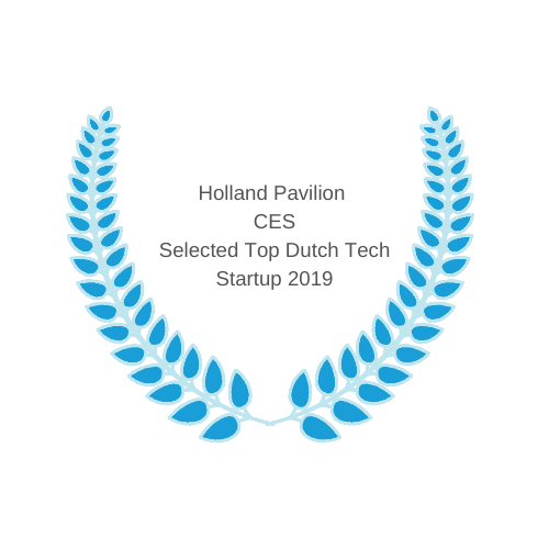 Holland Pavilion CES Selected Top Dutch Tech Startup 2019