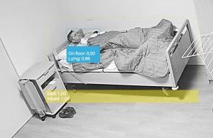 in bed detection by the Kepler Night Nurse