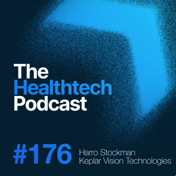 Podcast: The story of Kepler Vision Technologies with CEO Dr Harro Stokman